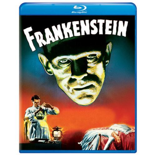 UNIVERSAL STUDIOS HOME ENTERT. Frankenstein (Blu-ray)