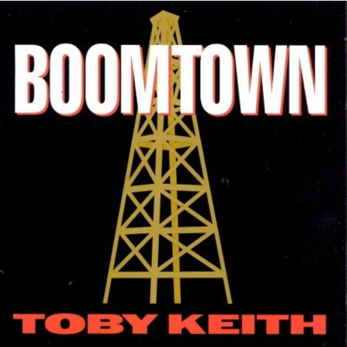 Toby keith - Boomtown (CD)