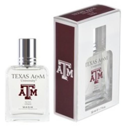 Men's Texas A&M University by Masik Cologne Spray - 1.7 oz
