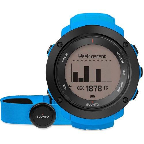 Suunto Ambit 3 Vertical GPS Heart Rate Monitor Watch '