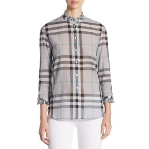 BURBERRY Sala Cotton Shirt