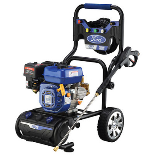 Ford 3,100psi 2.5gpm Portable Gas Pressure Washer