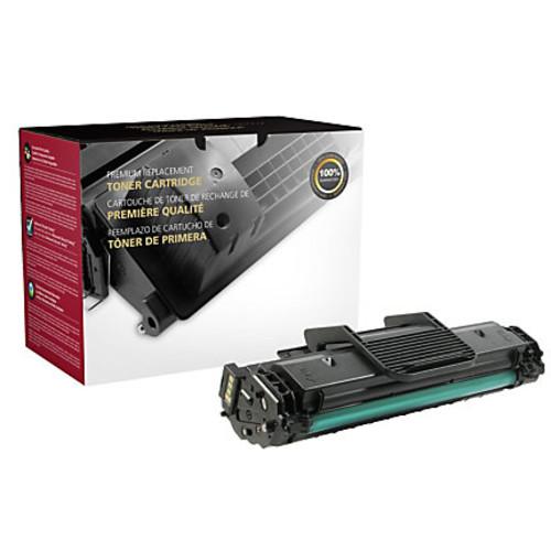 Clover Imaging Group 200605P (Samsung MLT-D108S) Remanufactured Black Toner Cartridge