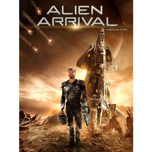 Alien Arrival [DVD] [2016]