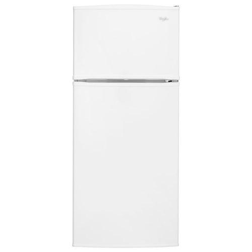 Whirlpool - 16.0 Cu. Ft. Top-Freezer Refrigerator - White
