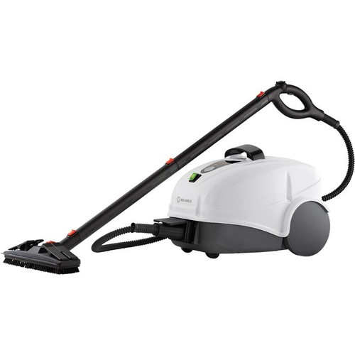 Reliable Brio Pro Commercial-Quality Steam Cleaner  Includes Cart and 17-Pc. Accessory Kit,