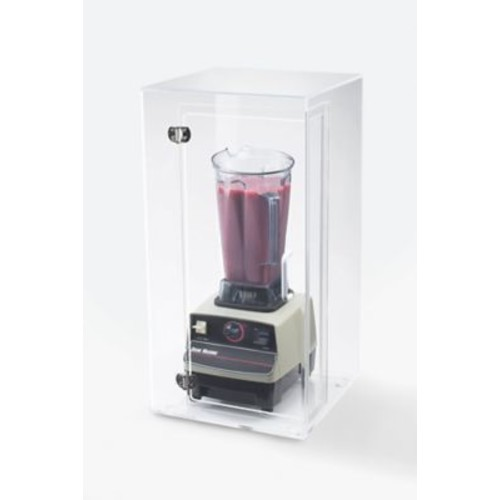 Cal-Mil Square Counter Blender Housing