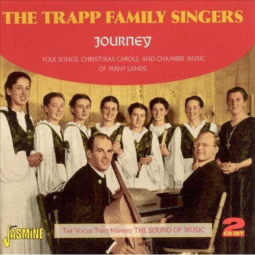 Journey  Folk Songs, Christmas Carols and Chamber Music of Many Lands [CD]