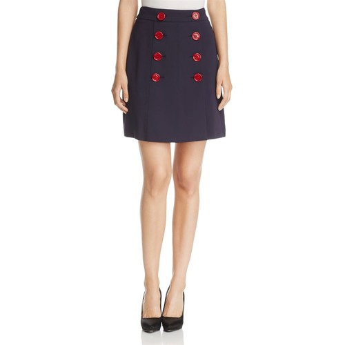 BURBERRY A-Line Sailor Skirt