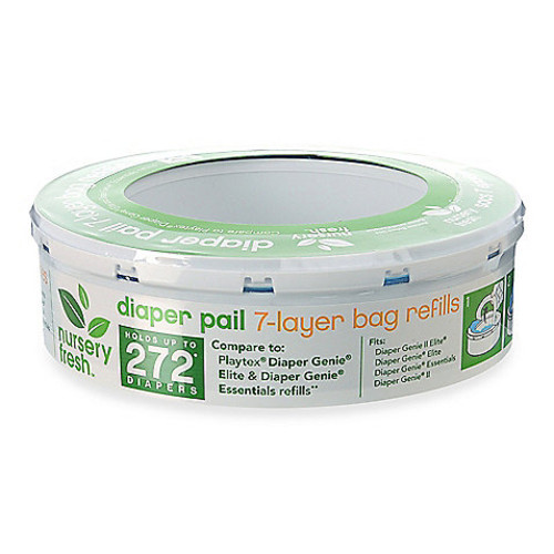 Nursery Fresh 1-Pack Diaper Pail Refills