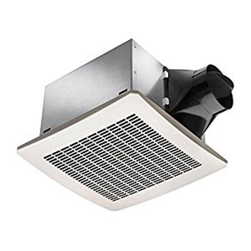 Delta BreezSignature VFB25AEH 130 CFM Exhaust Bath Fan with Fixed Humidity Sensor