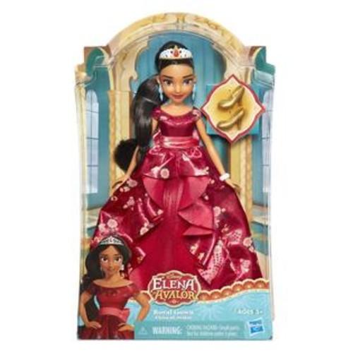 Hasbro,Disney Disney Elena of Avalor Royal Gown Doll
