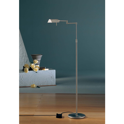 6317 Floor Lamp [Finish : 6317 SN - Satin Nickel]