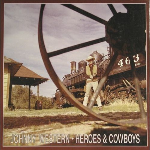 Heroes and Cowboys [CD]