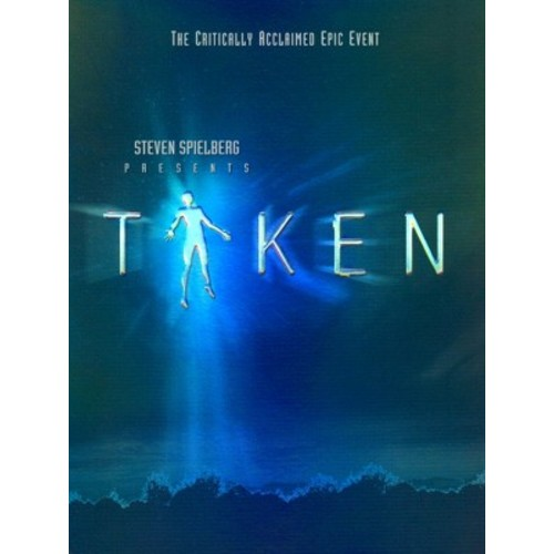 Steven Spielberg Presents Taken (6 Discs) (dvd_video)