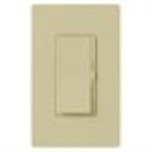 Lutron DVWCL-153PH-IV Diva Single-Pole/3-Way, dimmable CFL/LED Dimmer, Ivory [Ivory]