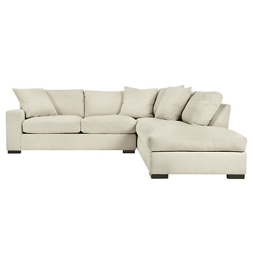 Del Mar Daybed Sectional - 2 PC [Fabric : Bermuda Natural]