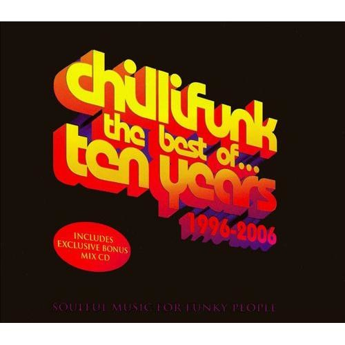 Chillifunk: Best Of 1996-2006-Various-CD