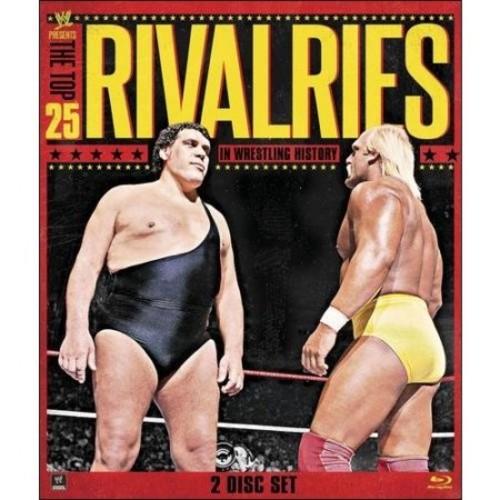 Wwe-Wwe Presents Top 25 Rivalries in Wrestling History (Blu-Ray)