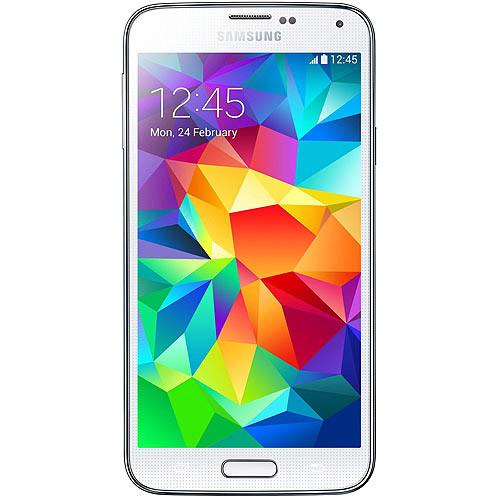 Samsung Galaxy S5 G900v 16GB Verizon Wireless CDMA Smartphone - Shimmery White [White]