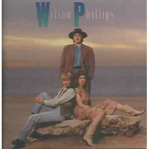 Wilson phillips - Wilson phillips (CD)