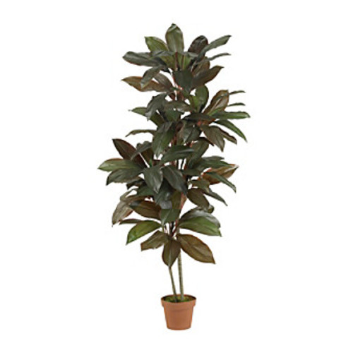 Nearly Natural 5' Cordyline Silk Plant (Real Touch)