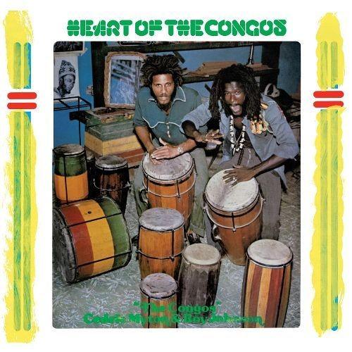Heart of the Congos [LP] - VINYL