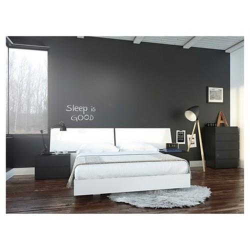 Melrose 5 Piece Queen Size Bedroom Set - Nexera