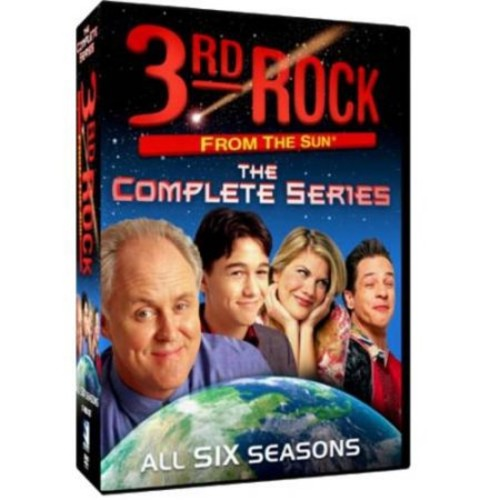 3rd Rock From The Sun: The Complete Series (17pc) - DVD