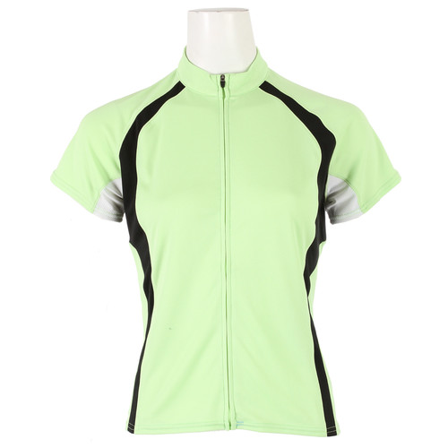 Cannondale Classic Bike Jersey Lime