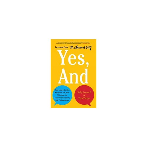 Harpercollins Yes, And