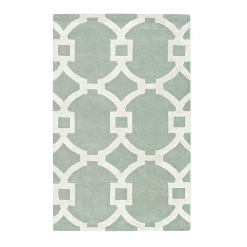 Home Decorators Collection Sawyer Sage 9 ft. 6 in. x 13 ft. 6 in. Area Rug