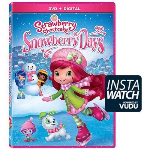 Strawberry Shortcake: Snowberry Days DVD (DVD/Digital)