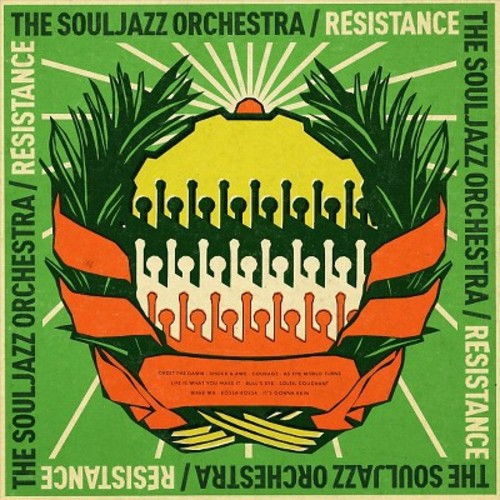 The Souljazz Orchestra - Resistance (CD)