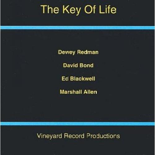Marshall Allen - The Key Of Life