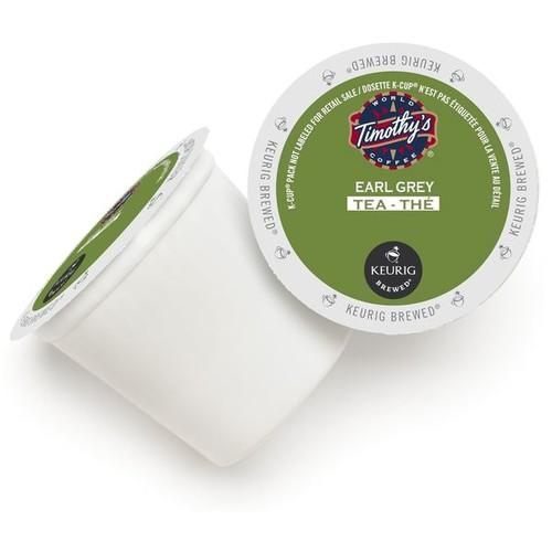 Timothy's Earl Grey Tea K-Cup Portion Pack