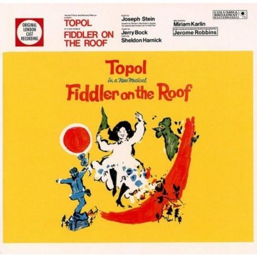 Chaim Topol - Fiddler on the Roof (Original London Cast) (Bonus Tracks)