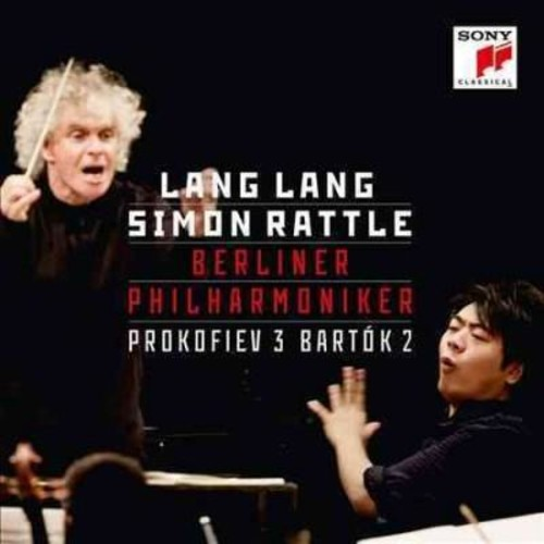 Lang Lang - Bartok/Prokofiev: Piano Concerto No. 2/Piano Concerto No. 3