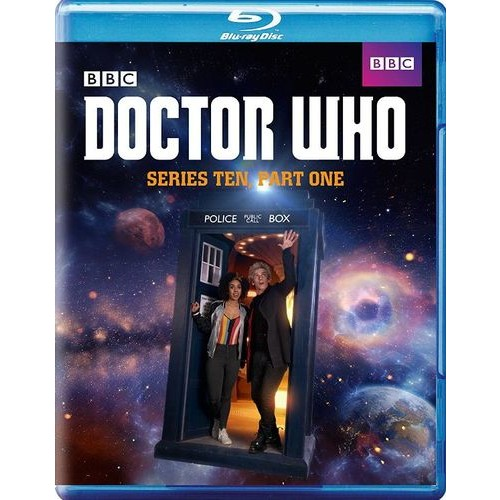 Doctor Who: Series 9 Part 1 (Blu-ray Disc)