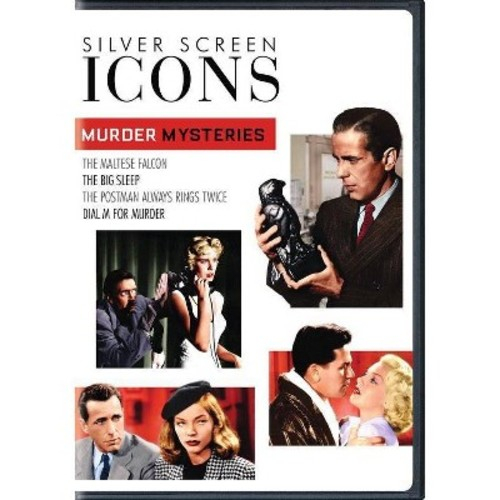 Silver Screen Icons: Murder Mysteries [DVD]