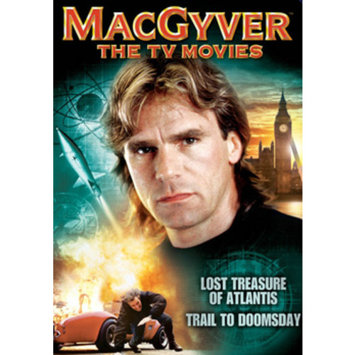 MacGyver: The TV Movies ( (DVD))