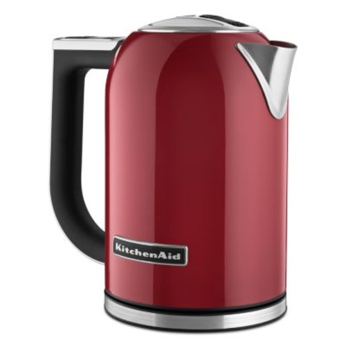 KitchenAid KEK1722ER 1.7-Liter Electric Kettle with LED Display - Empire Red