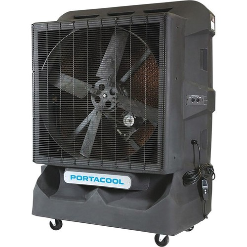 Portacool Cyclone Portable Evaporative Cooler  8000 CFM, 36in.,