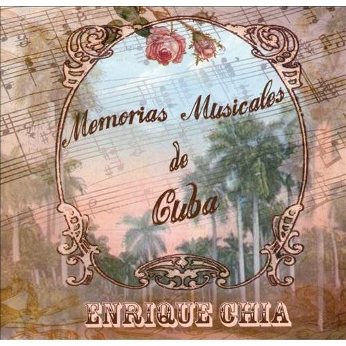Memorias Musicales de Cuba [CD]