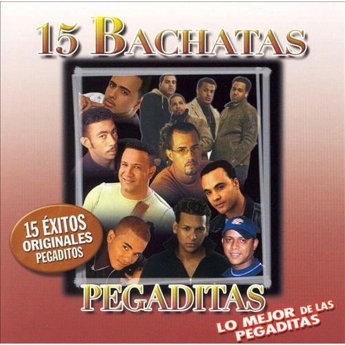 15 Bachatas Pegadita [CD]