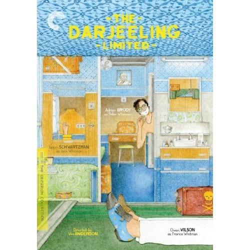 The Darjeeling Limited (The Criterion Collection): Owen Wilson, Adrien Brody, Jason Schwartzman, Anjelica Huston, Wes Anderson: Movies & TV