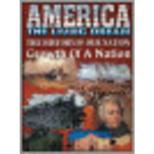 America the Living Dream: Growth of a Nation [DVD] [2000]