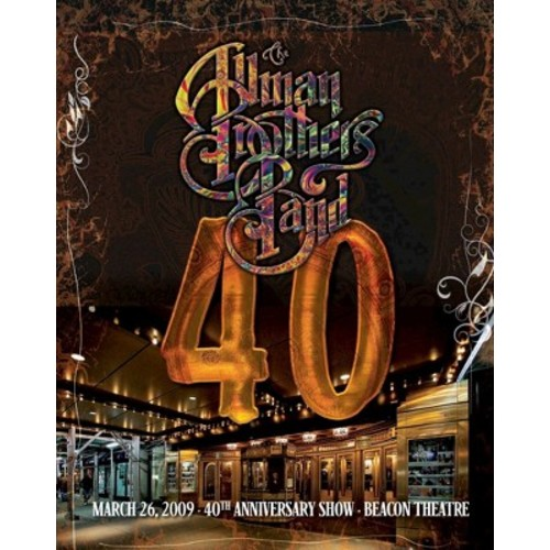 40th Anniversary Show Live at the Beacon Theatre [DVD]