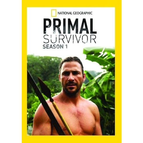 Primal Survivor: Season 1 [2 Discs] [DVD]