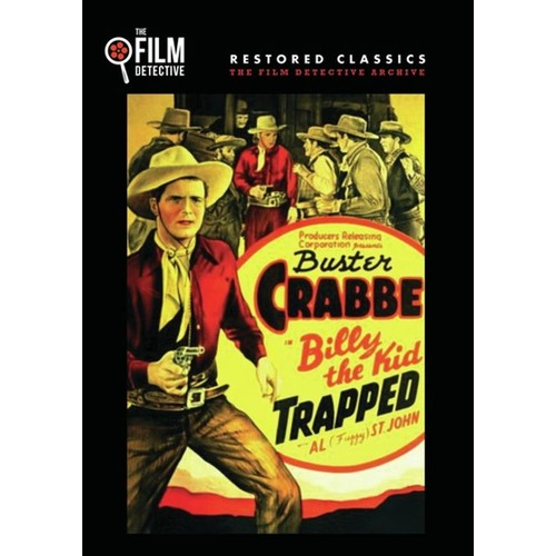 Billy The Kid In Texas DVD